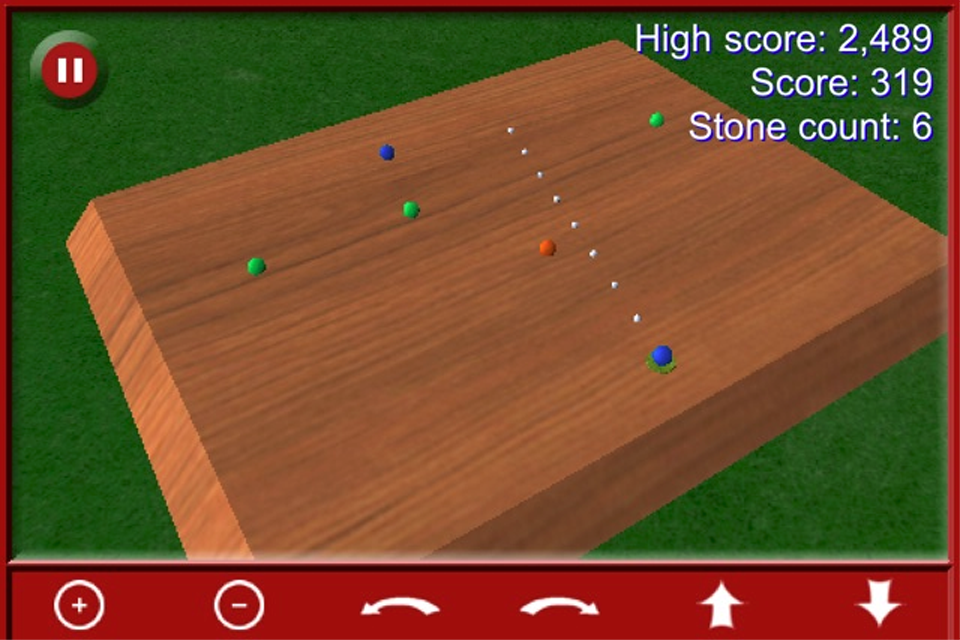 Screenshot Ball Puzz 3D Lite